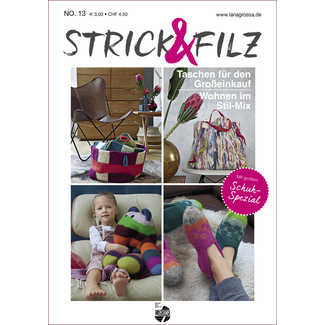 Strick & Filz No. 13