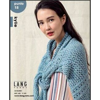 LANGYARNS  Punto No.18 KYLIE