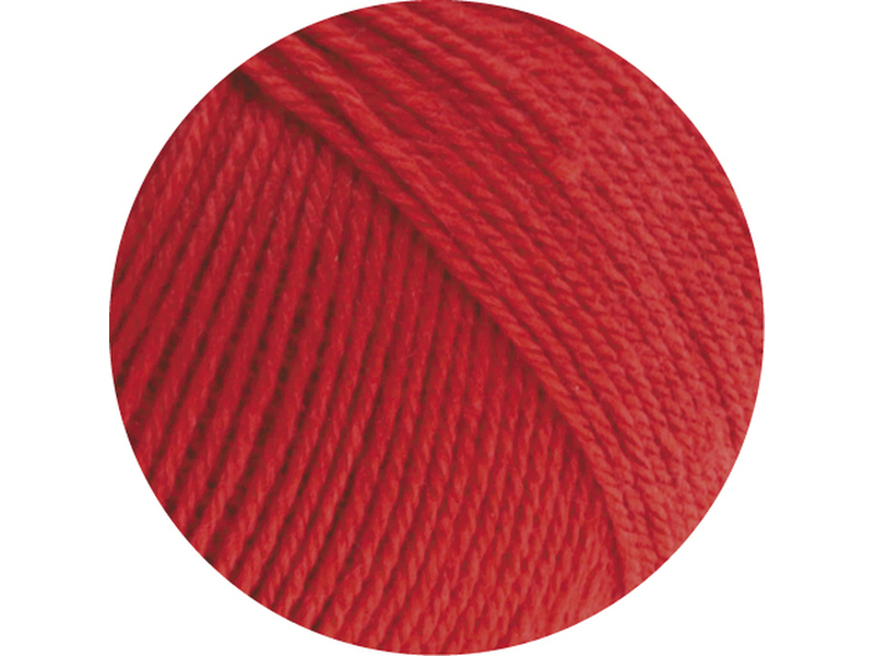 Cool Wool Cashmere Rot Farbe 0005