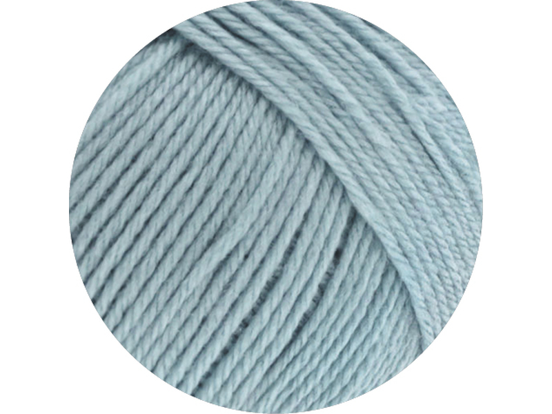 Cool Wool Cashmere Graublau Farbe 0025