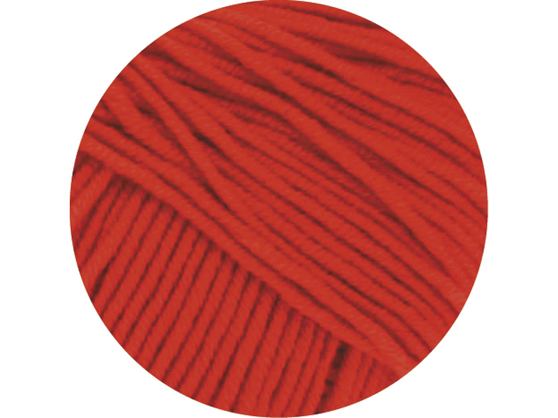 Cool Wool Big  Farbe 0648   Karminrot