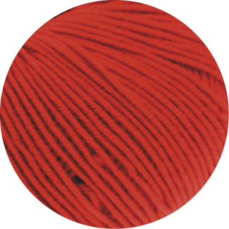 Cool Wool  Farbe 0417 Leuchtendrot
