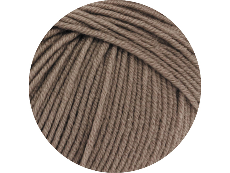 Cool Wool Big  Farbe 0686 Taupe