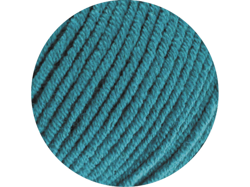 Cool Cotton Petrol Farbe  0020