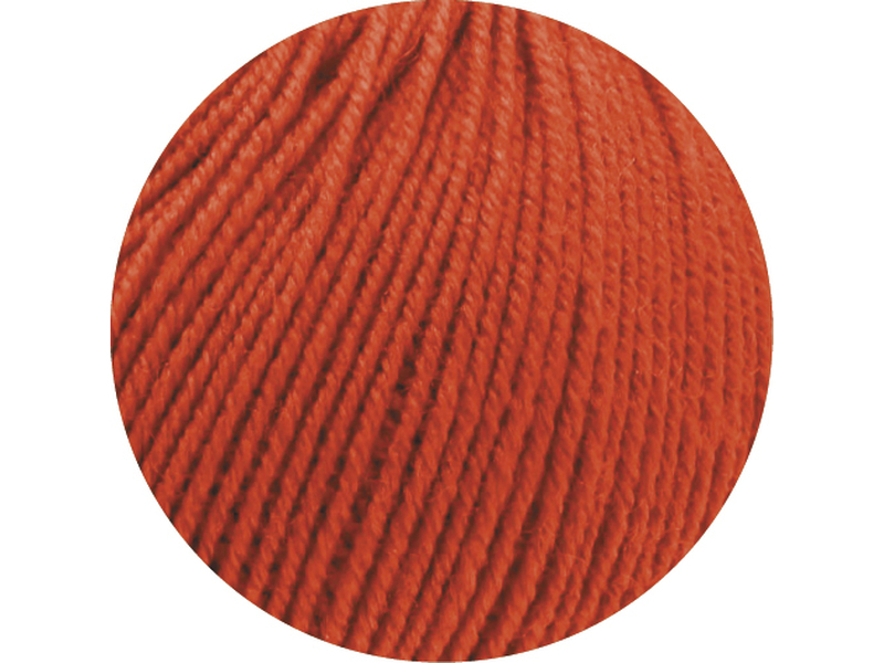 Cool Wool Baby Farbe 0271 Tomate