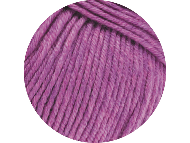 Cool Wool Big Mèlange Farbe 0351   Flieder meliert