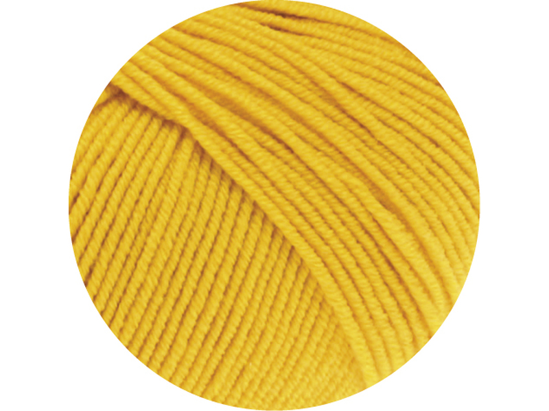 Cool Wool  Farbe 2005 Goldgelb