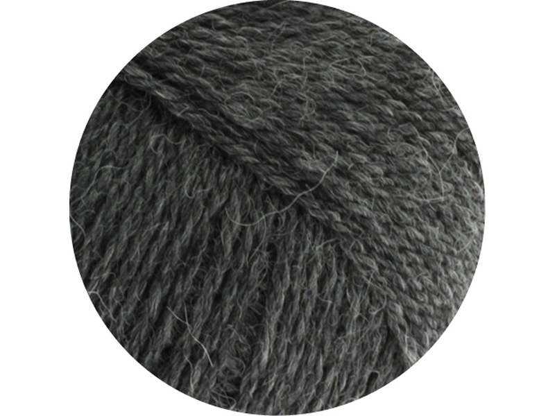 Cool Wool Alpaca  Farbe 0005 Anthrazit